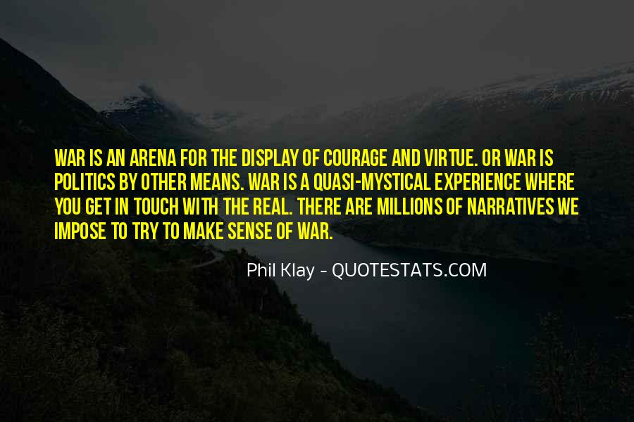 Phil Klay Quotes #223317