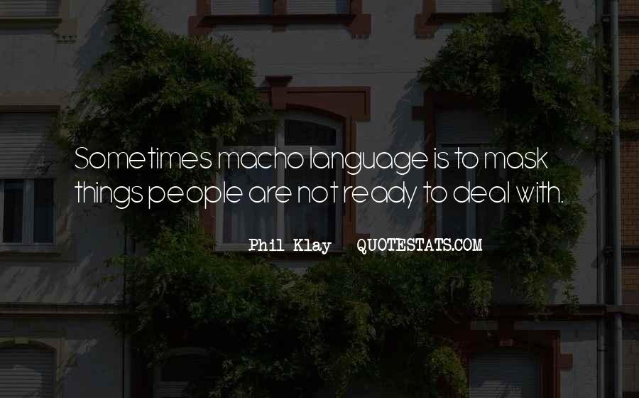 Phil Klay Quotes #628012