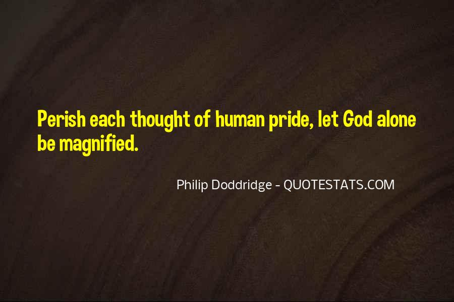 Philip Doddridge Quotes #84769