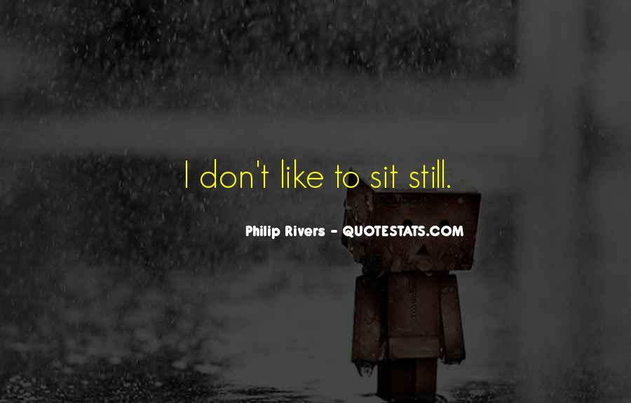 Philip Rivers Quotes #1011749