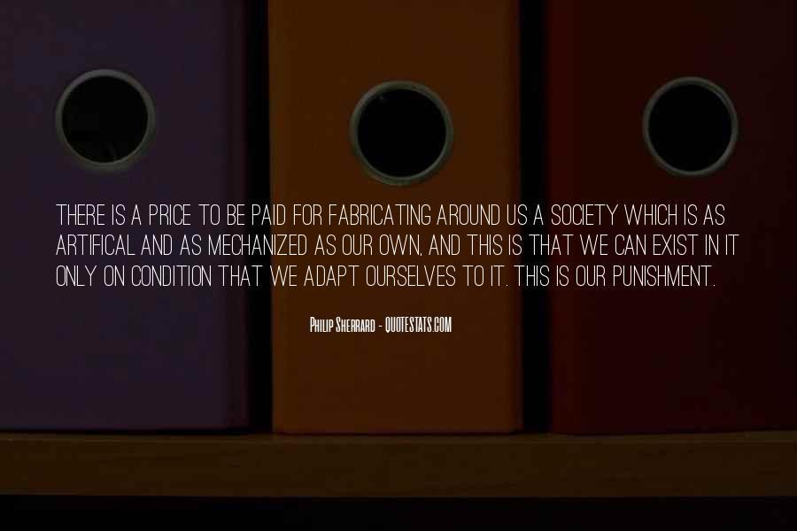 Philip Sherrard Quotes #26995