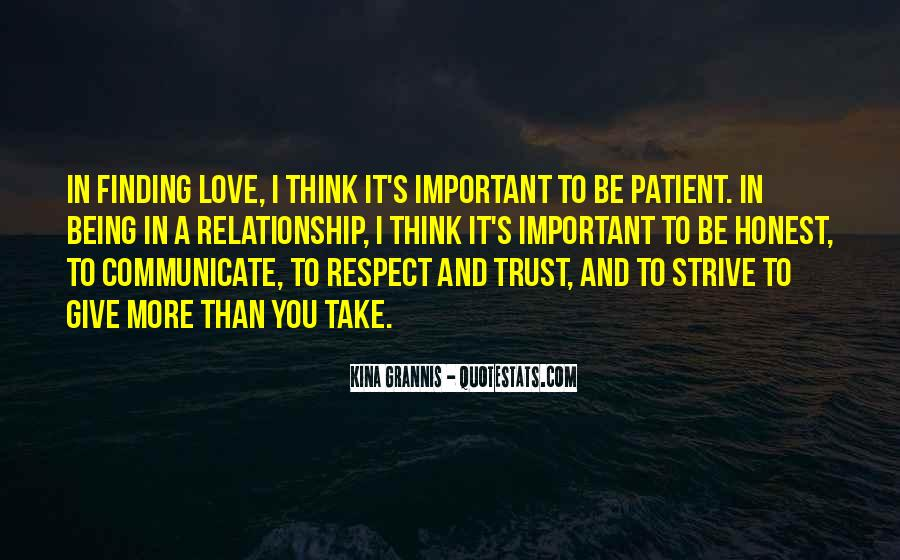 Quotes About Being In A Relationship Without Trust #1699190