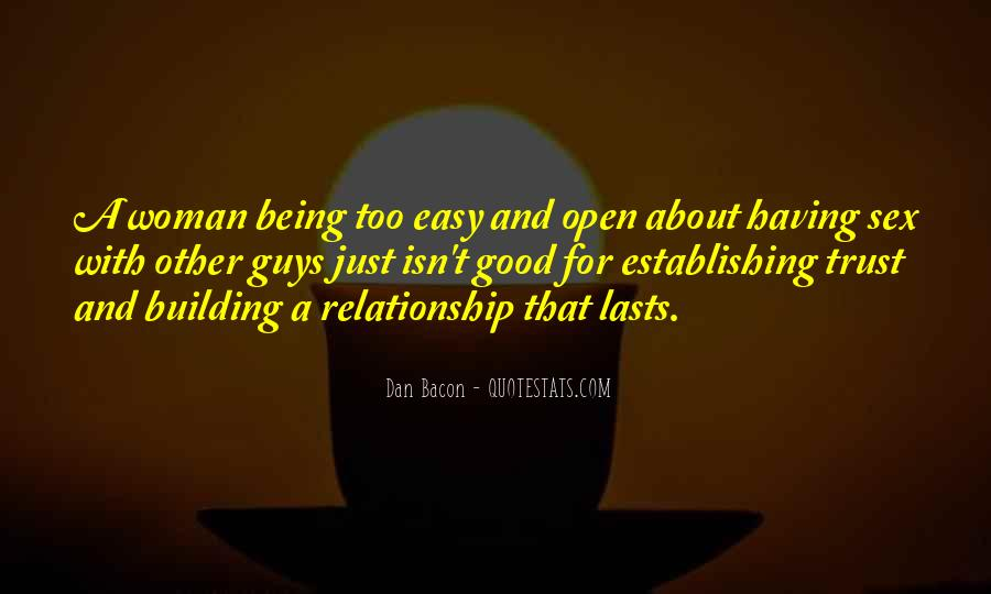 Quotes About Being In A Relationship Without Trust #615128