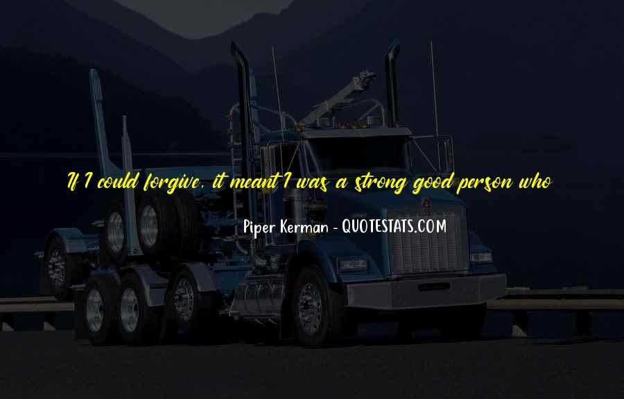 Piper Kerman Quotes #1544799