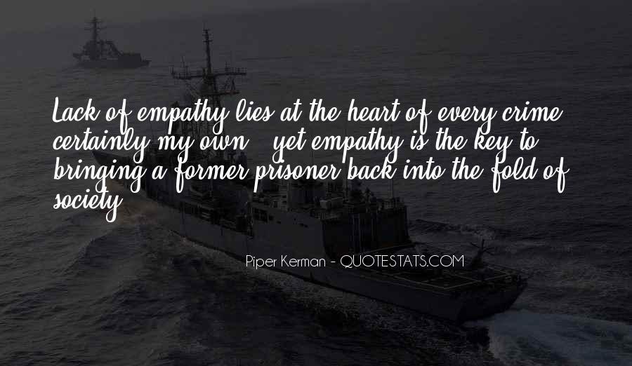 Piper Kerman Quotes #159742