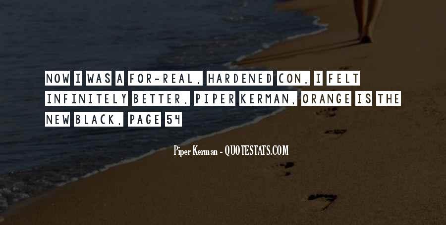 Piper Kerman Quotes #18122