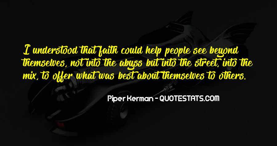 Piper Kerman Quotes #453661