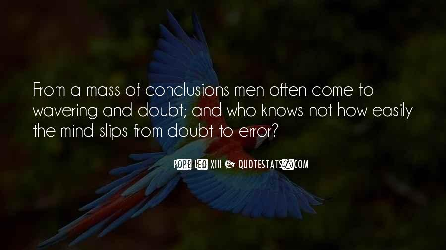 Pope Leo Xiii Quotes #1220613