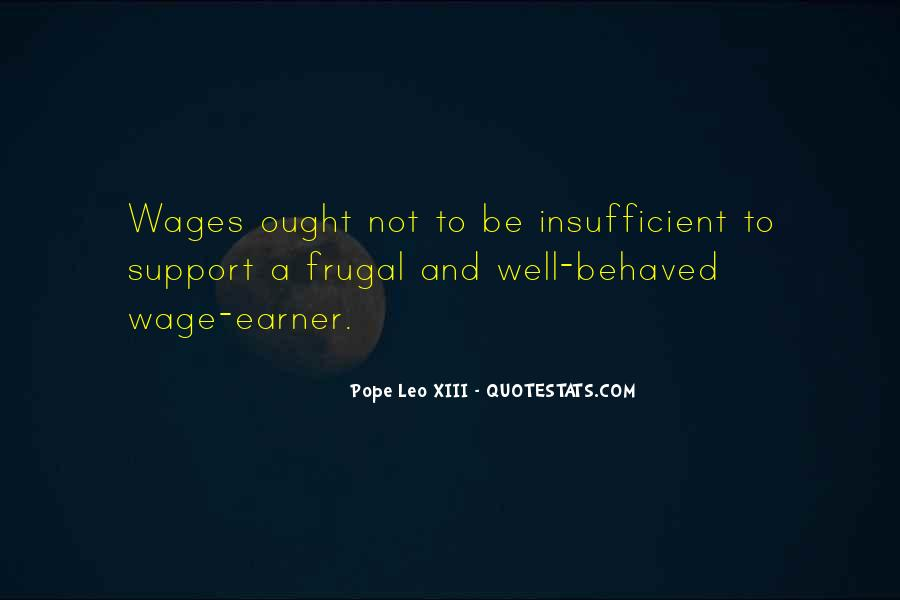 Pope Leo Xiii Quotes #1239946