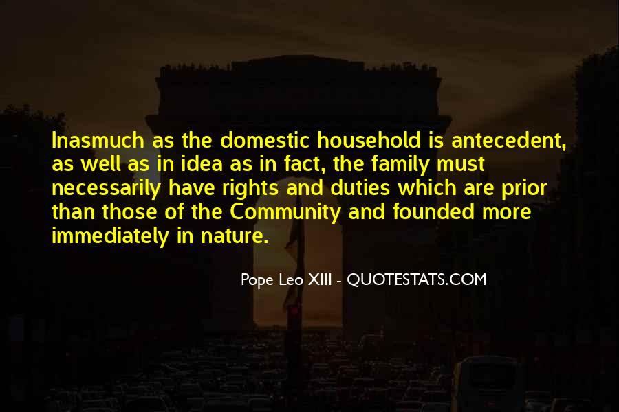 Pope Leo Xiii Quotes #1341128