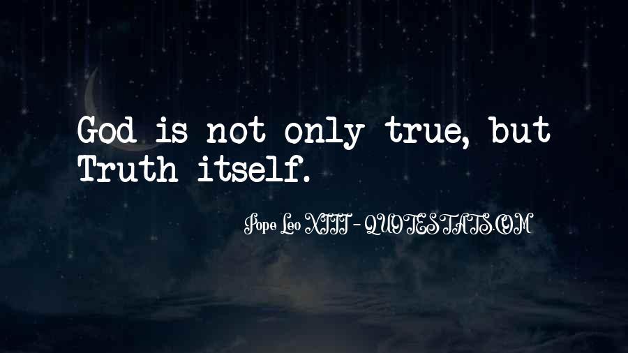 Pope Leo Xiii Quotes #1429473