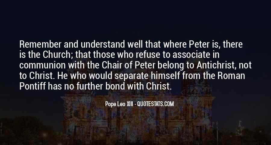 Pope Leo Xiii Quotes #1459285