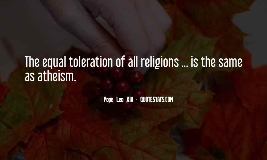 Pope Leo Xiii Quotes #1486107