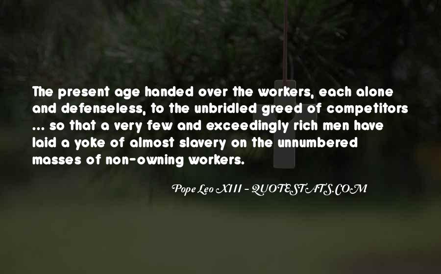 Pope Leo Xiii Quotes #1602953