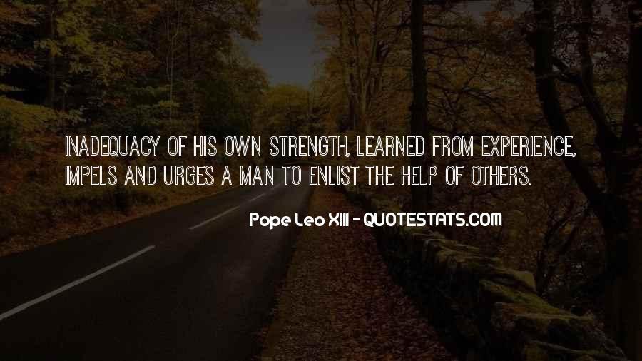 Pope Leo Xiii Quotes #1623123