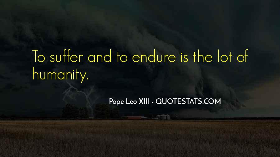 Pope Leo Xiii Quotes #1825284