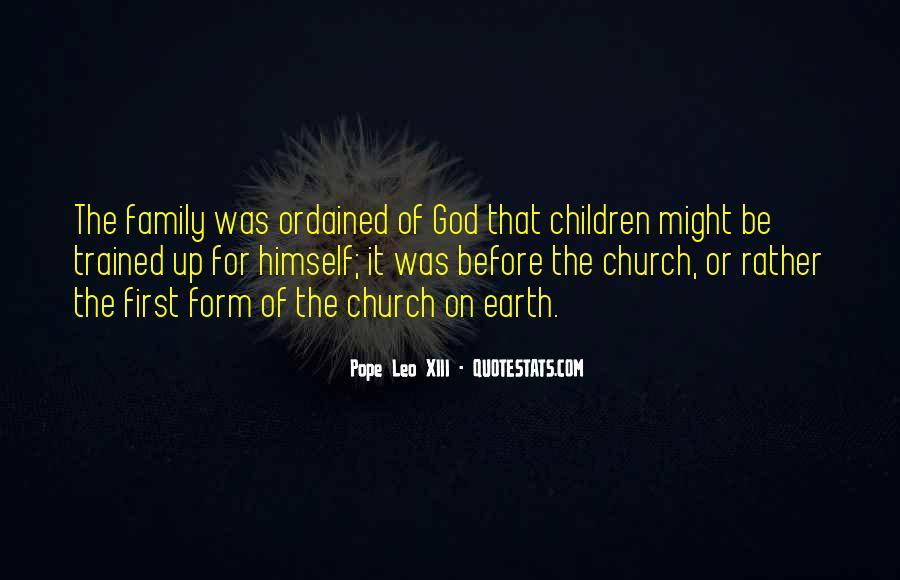 Pope Leo Xiii Quotes #1837392