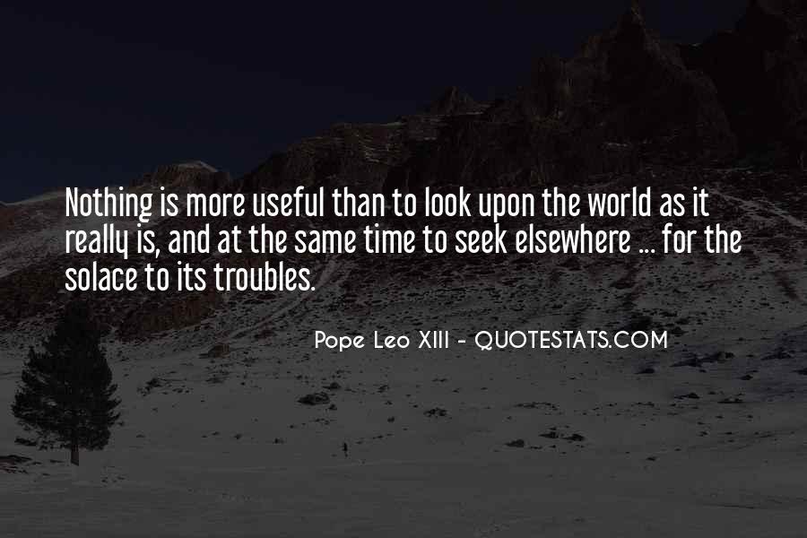 Pope Leo Xiii Quotes #1875567