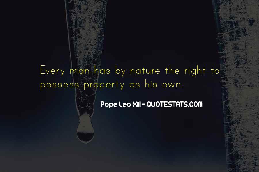 Pope Leo Xiii Quotes #461150