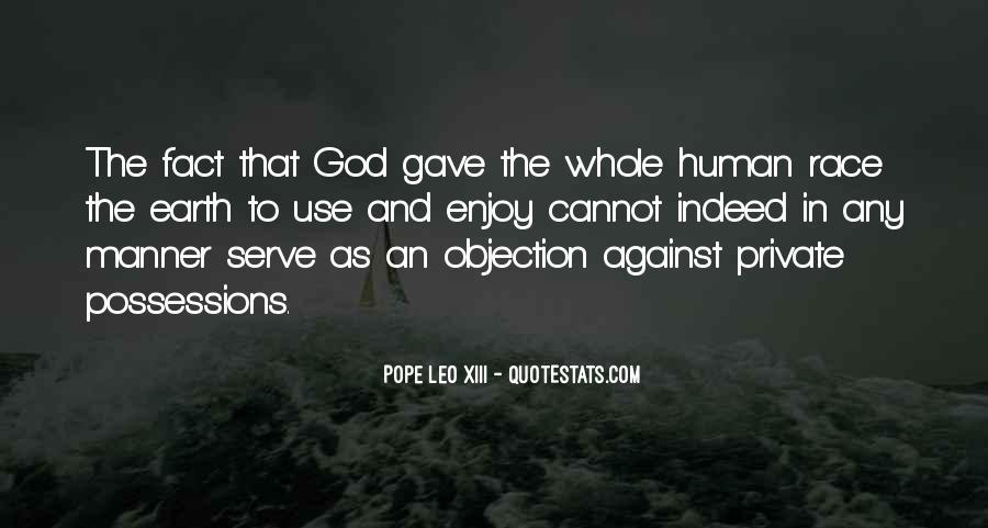 Pope Leo Xiii Quotes #621695