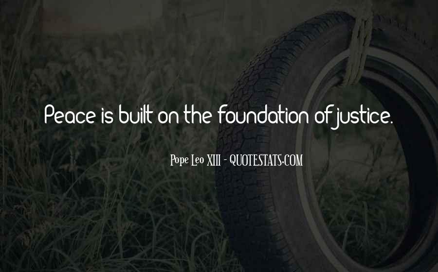 Pope Leo Xiii Quotes #786189