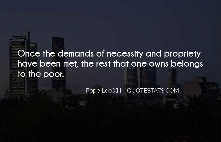Pope Leo Xiii Quotes #875157