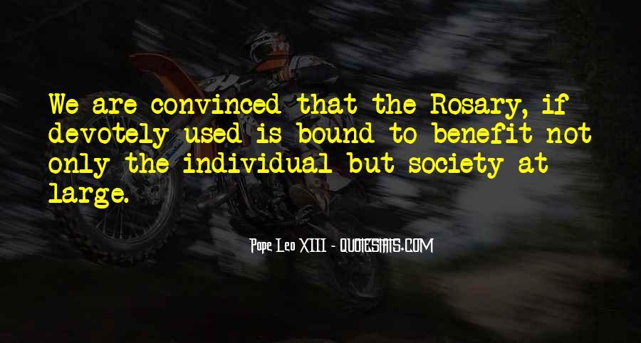 Pope Leo Xiii Quotes #930438