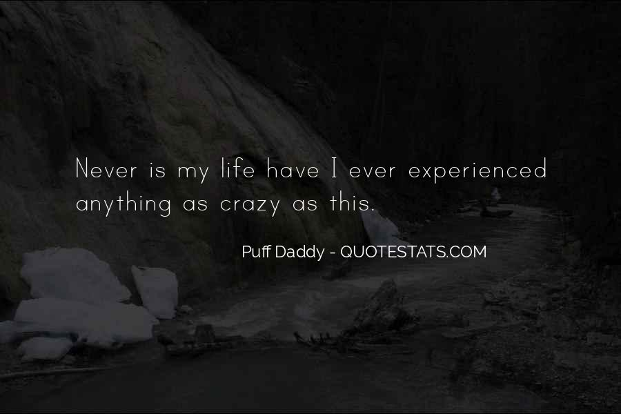 Puff Daddy Quotes #1030574