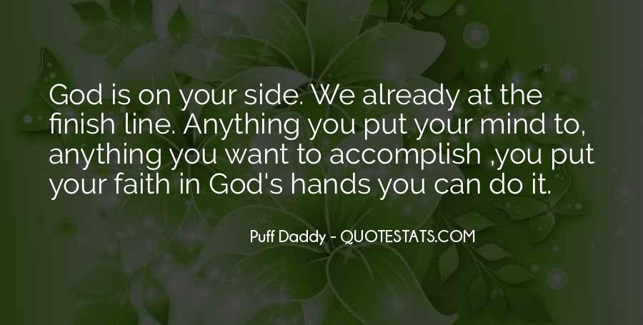 Puff Daddy Quotes #1687052