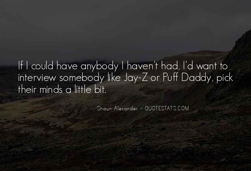 Puff Daddy Quotes #219834