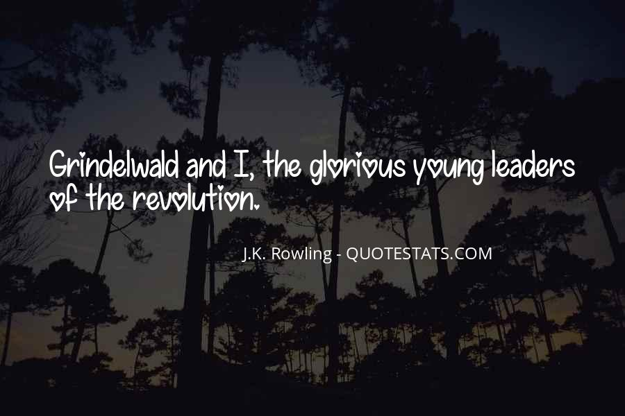 Quotes About Glorious Revolution #339787