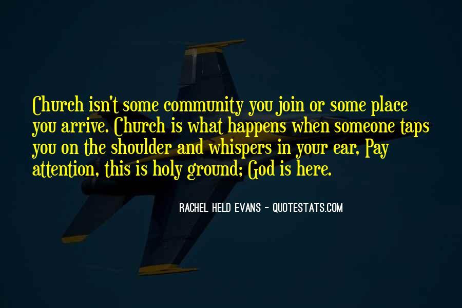 Rachel Held Evans Quotes #1005295