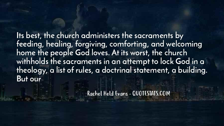 Rachel Held Evans Quotes #1021588