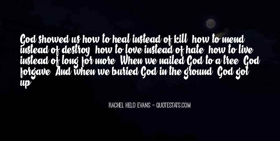 Rachel Held Evans Quotes #1215456
