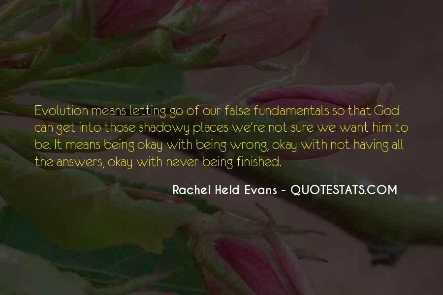 Rachel Held Evans Quotes #1232107