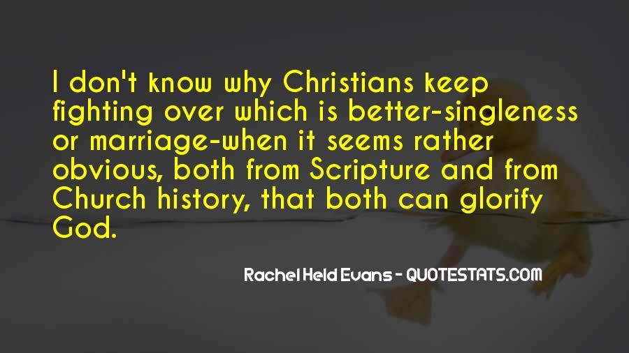 Rachel Held Evans Quotes #1235011