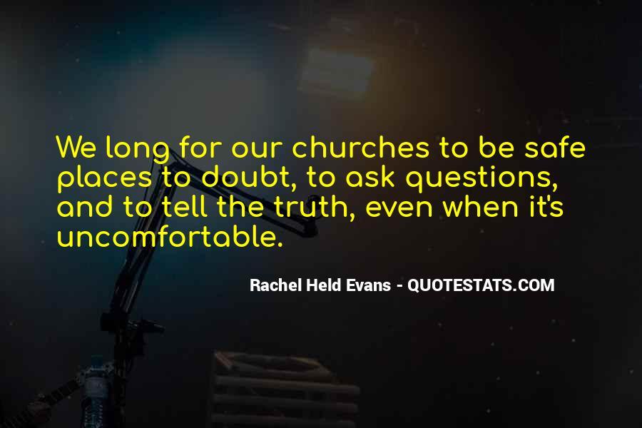 Rachel Held Evans Quotes #1294223