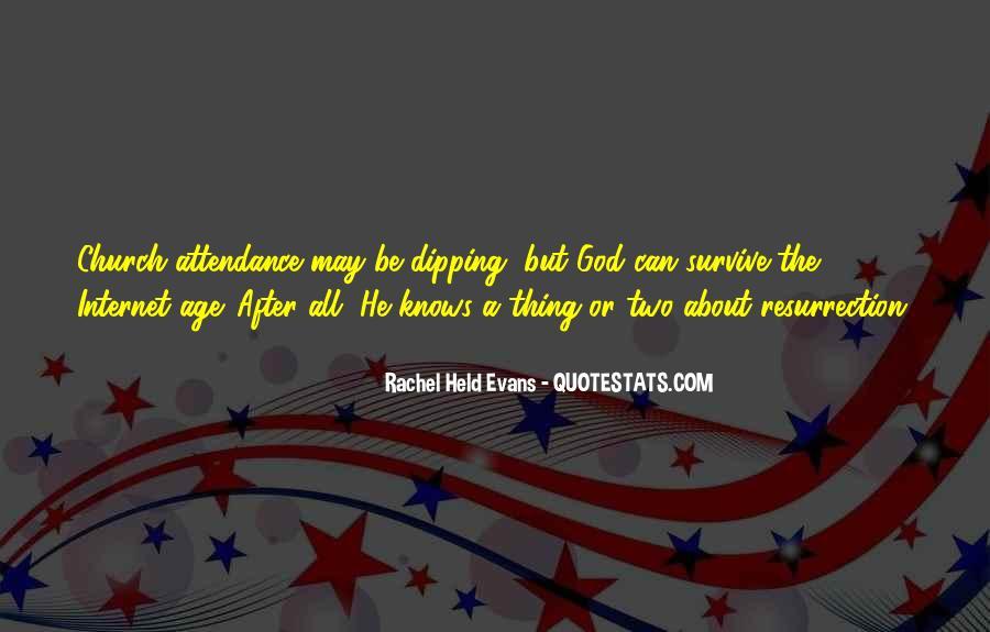 Rachel Held Evans Quotes #1325553