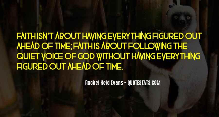 Rachel Held Evans Quotes #1399931