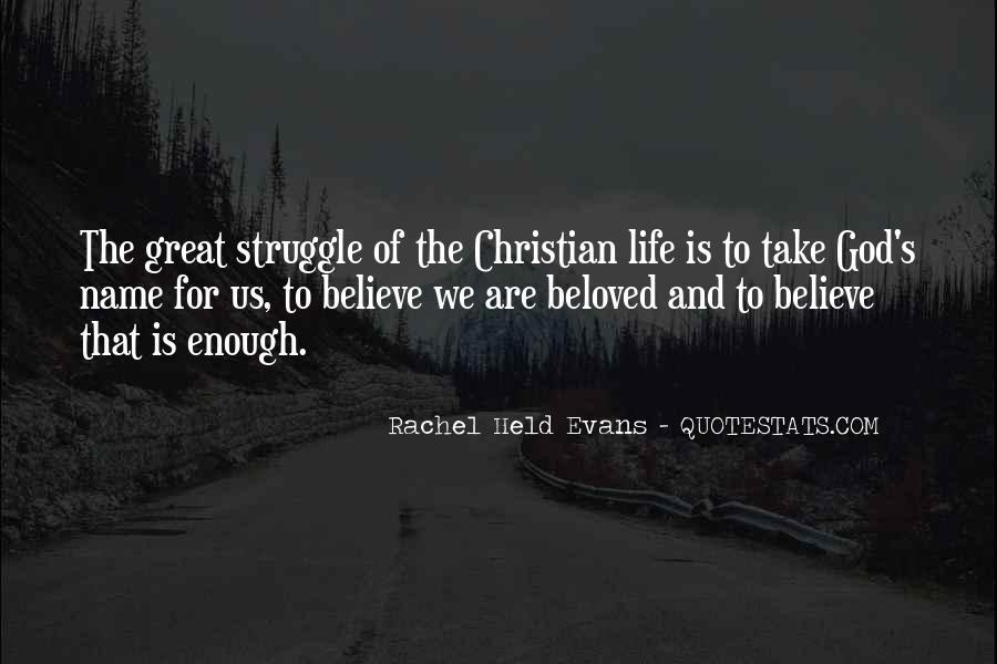 Rachel Held Evans Quotes #140008