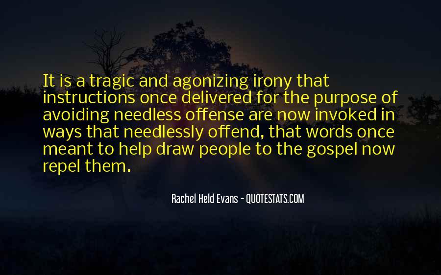 Rachel Held Evans Quotes #1402187