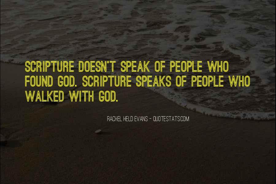 Rachel Held Evans Quotes #20541