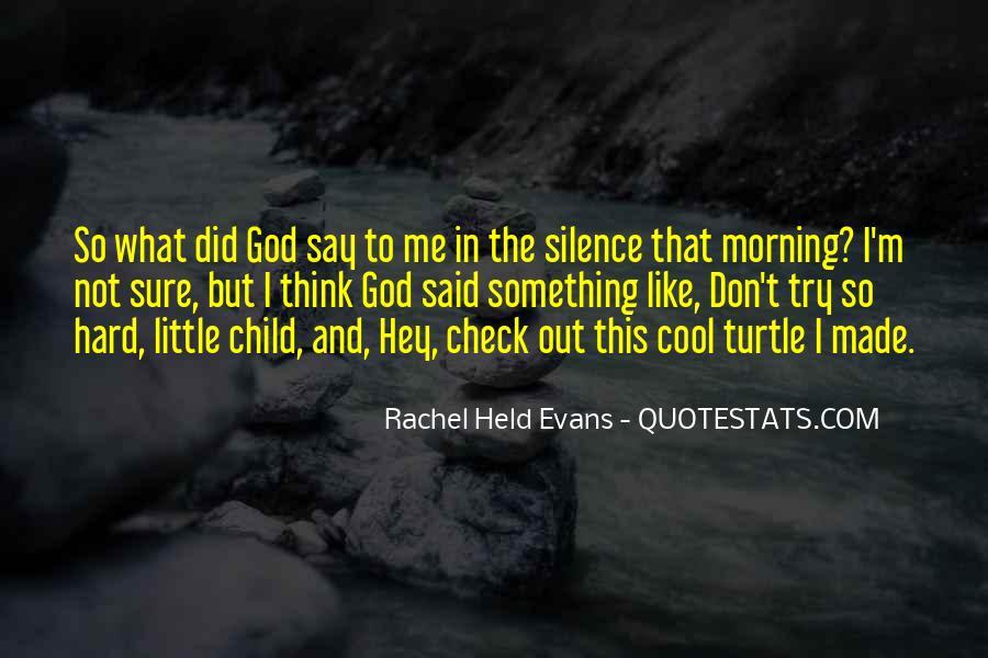 Rachel Held Evans Quotes #231459