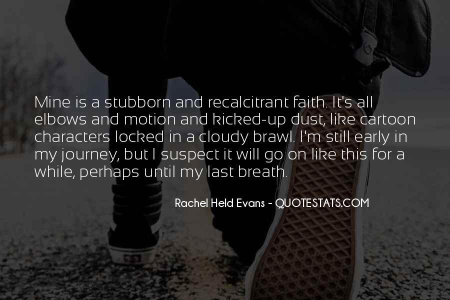 Rachel Held Evans Quotes #354824