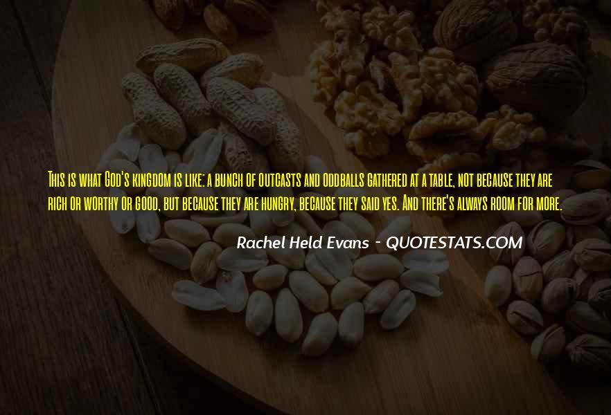 Rachel Held Evans Quotes #358979