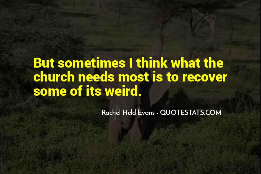 Rachel Held Evans Quotes #424183
