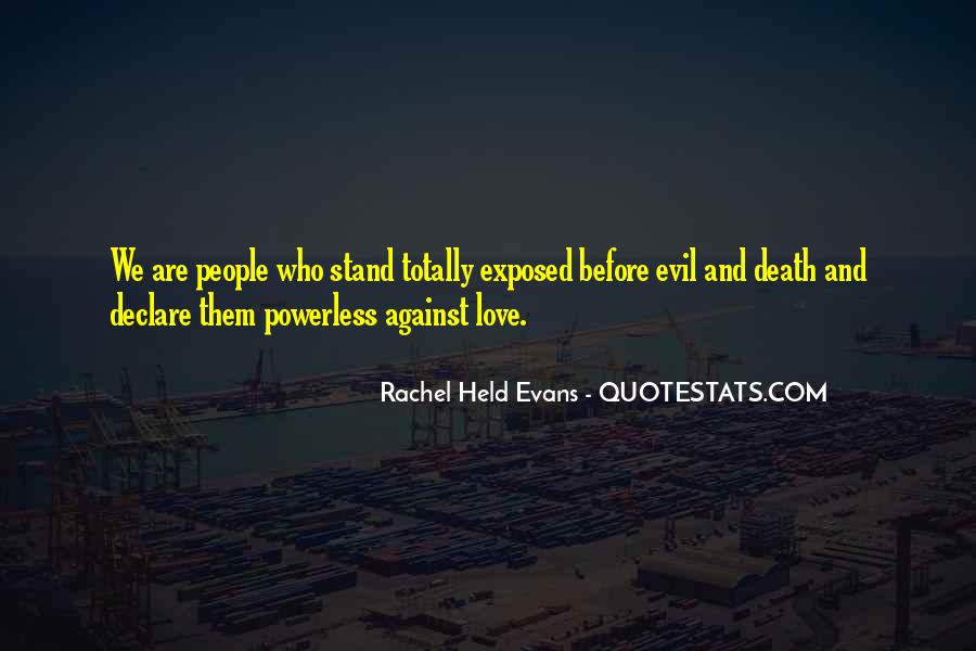 Rachel Held Evans Quotes #495307