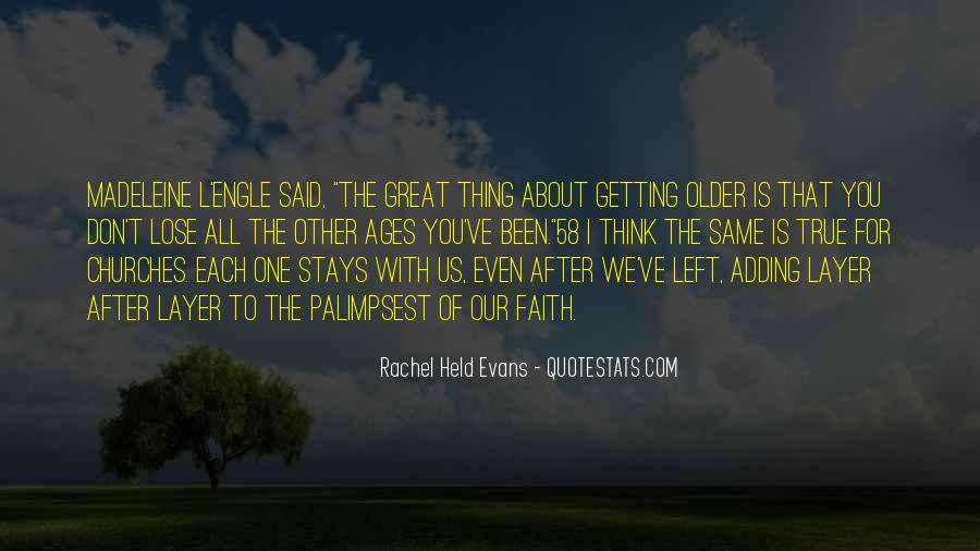 Rachel Held Evans Quotes #546315