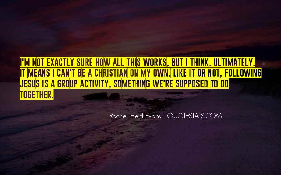 Rachel Held Evans Quotes #576363
