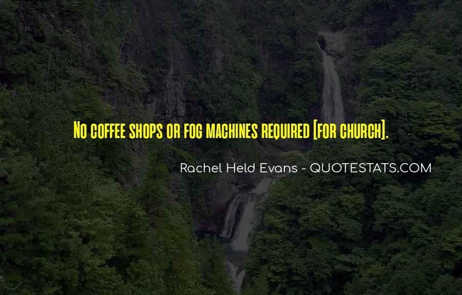 Rachel Held Evans Quotes #620173